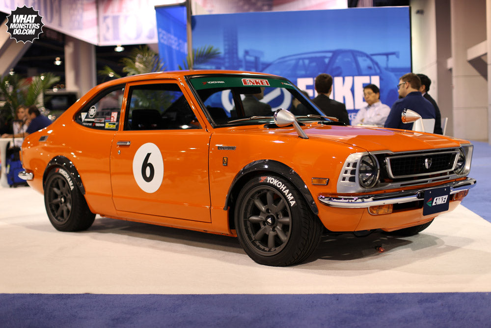 Toyota Of Orange >> Quick Snap: 1973 Corolla TE27 at SEMA – What Monsters Do