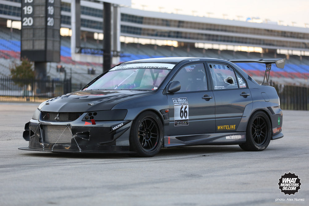 True Form Racing Evo IX Specs