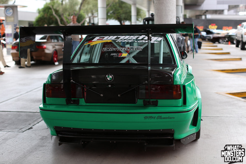 EUROSTOPUSA.com's wide body E30 BMW