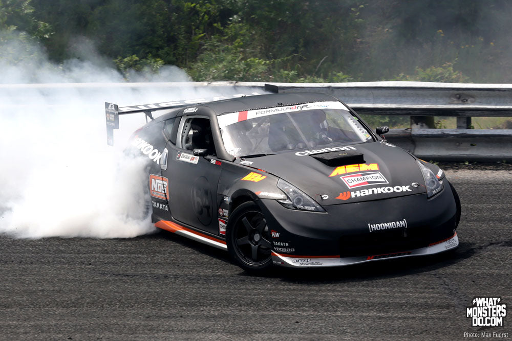 Chris Forsberg 2014 Nissan 370z Formula Drift New Jersey