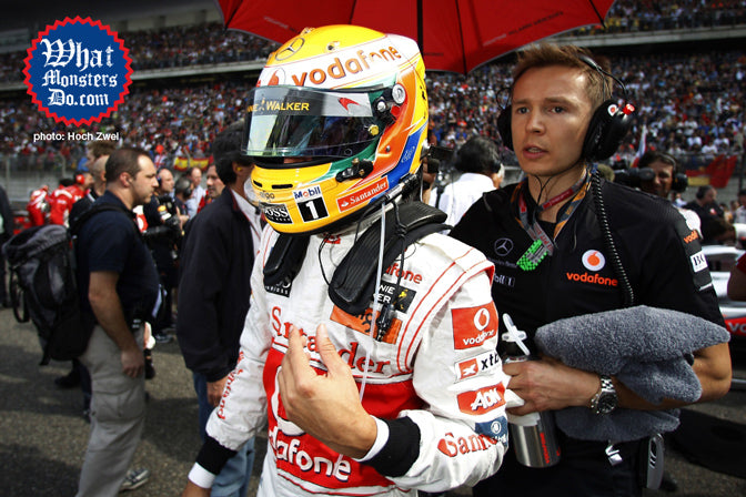 F1: LEWIS HAMILTON WINS 2011 FORMULA 1 UBS CHINESE GRAND PRIX, BUTTON FINISHES 4th in Vodafone McLaren Mercedes