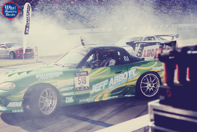 drift miata with enkei pf01 jeff abbott