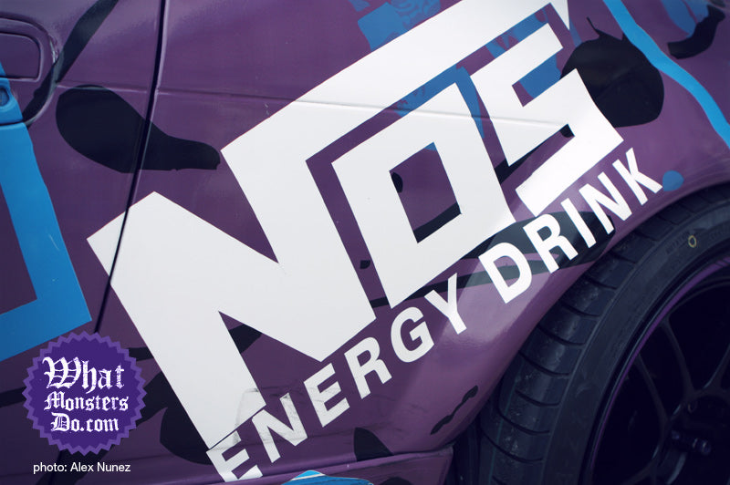 nos energy nate hamilton 240sx xdc drift car