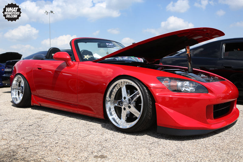 Honda S2000 at Import Face Off Ennis Texas