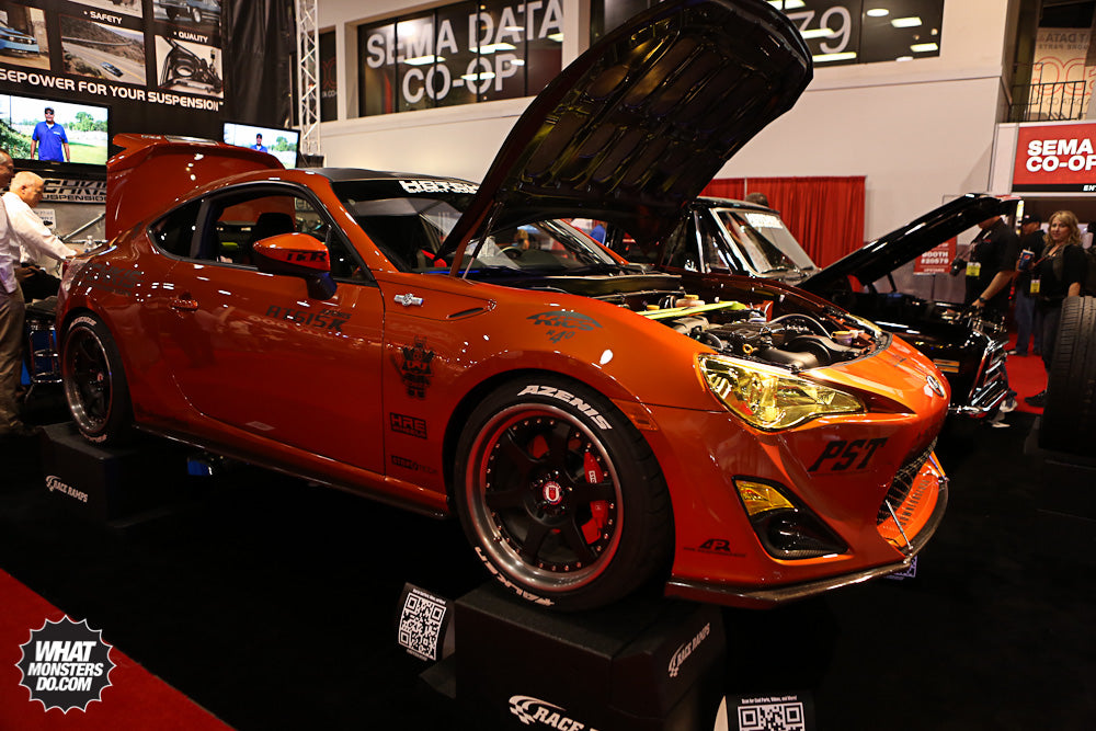 Scion FRS at SEMA Show 2012