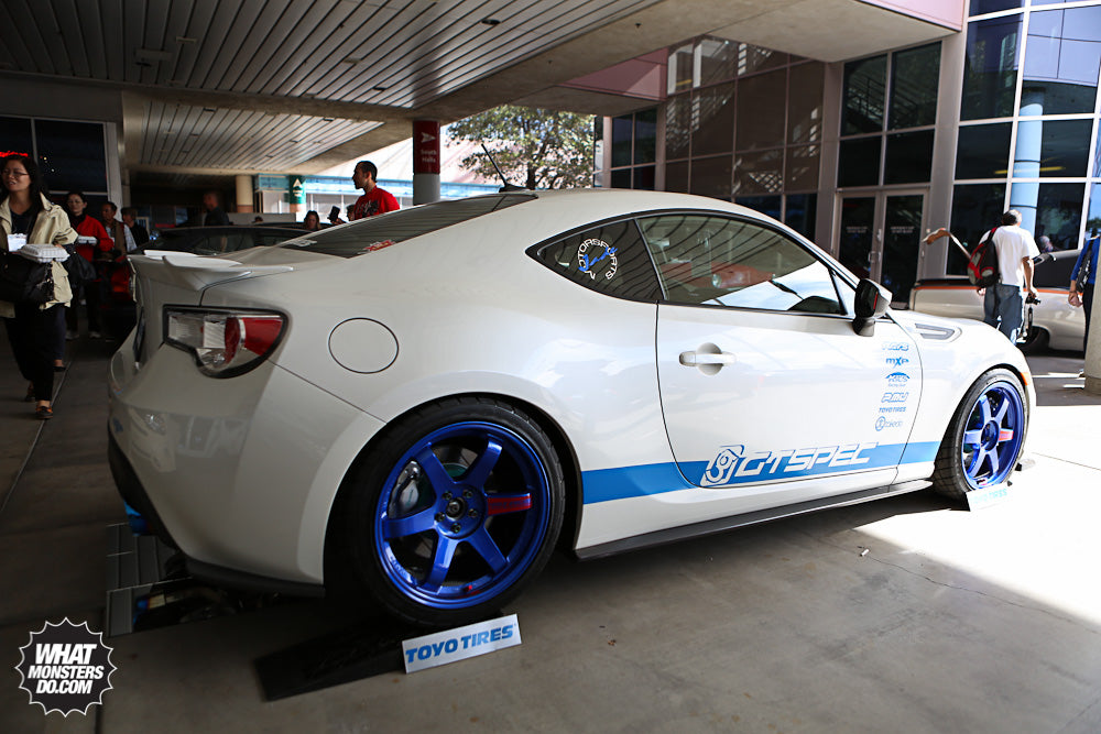Scion FRS at SEMA 2012