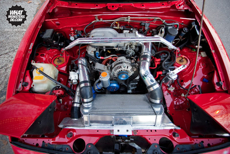 miata engine bay