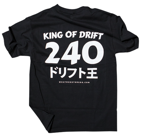 240 King of Drift T-Shirt Version 2