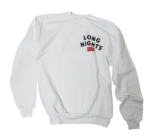 Long Nights Drift Crewneck Sweatshirt