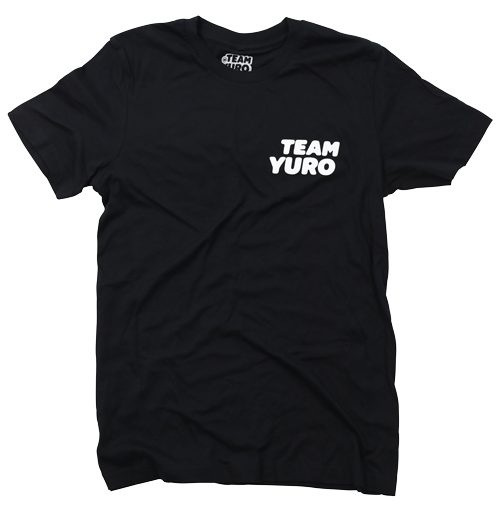 Team Yuro Logo T-Shirt