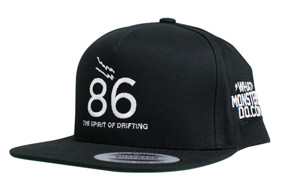 86 Spirit of Drifting Snapback