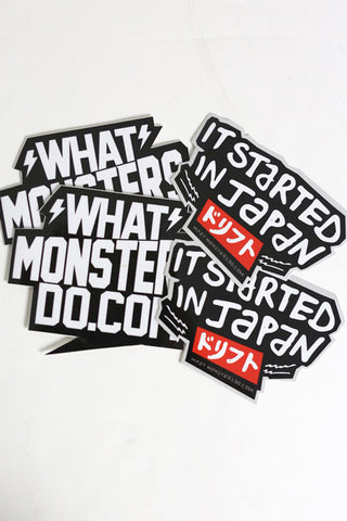 WMD Sticker Pack