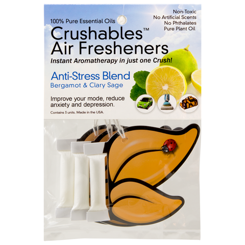 Crushables™ Air Fresheners Anti-Stress