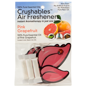 Crushables™ Air Fresheners Pink Grapefruit