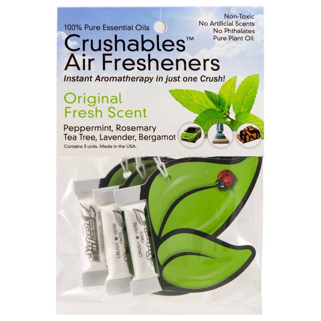 Crushables™ Air Fresheners Original Fresh