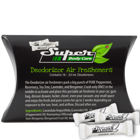 Deodorizor Air Freshener 16-Pack