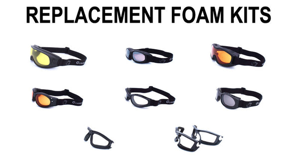 Replacement Foam Kits