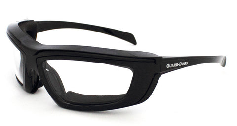 Sidecars 4 w/Goggle-It Black Onyx
