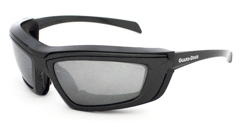 Sidecars 4 w/Goggle-It Gun Metal
