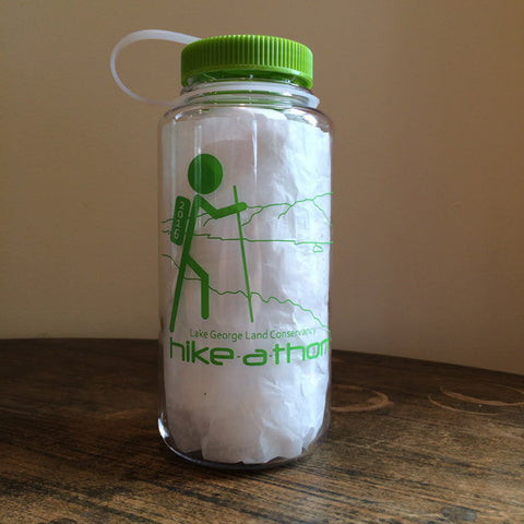 Hike-A-Thon 2016 water bottle