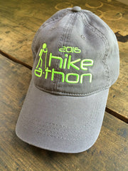 Hike-A-Thon Baseball Caps (past, multiple years)