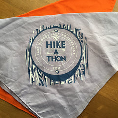 Hike-A-Thon Bandanas (multiple years)