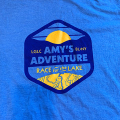 Amy's Race for the Lake T-Shirt - 2019