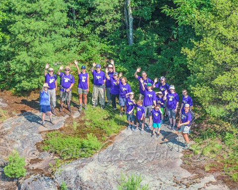 2018 Hike-A-Thon Photography by Carl Heilman, II