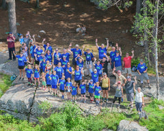 2019 Hike-A-Thon Photography by Carl Heilman, II