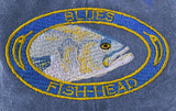 Blues Fish-Head Hat