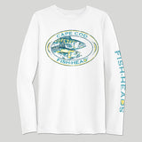 CAPE COD Albie and Bonito Tee Long Sleeve Performance Wicking Tees