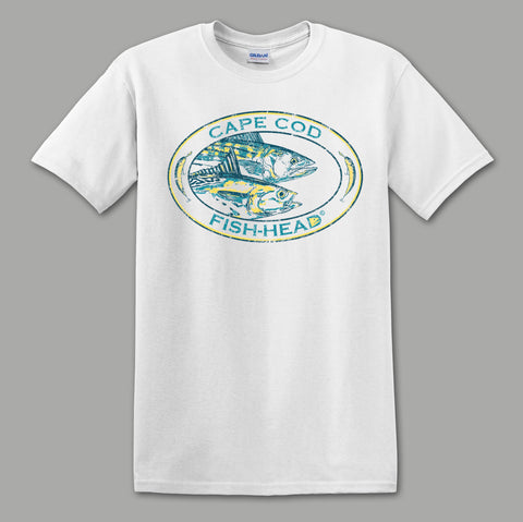 CAPE COD Albie and Bonito Tee