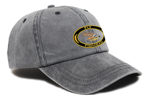 Fly Fish-Head Hat