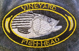 Vineyard Fish-Head Hat