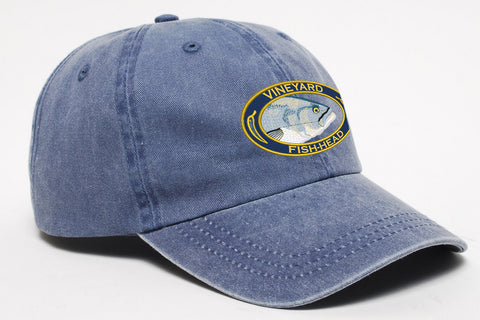 Vineyard Bass and Bluefish Hats