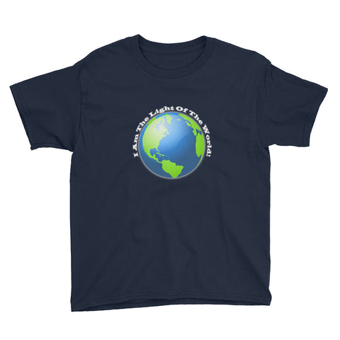 Light of The World Youth Short Sleeve T-Shirt