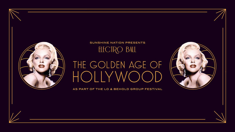 20s/30s HOLLYWOOD GLAMOUR