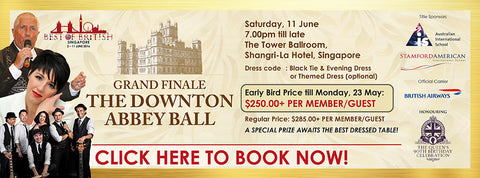 Downton Abbey Ball