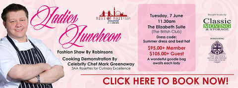BoB Ladies Luncheon