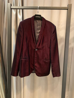 Men's Maroon Jacket