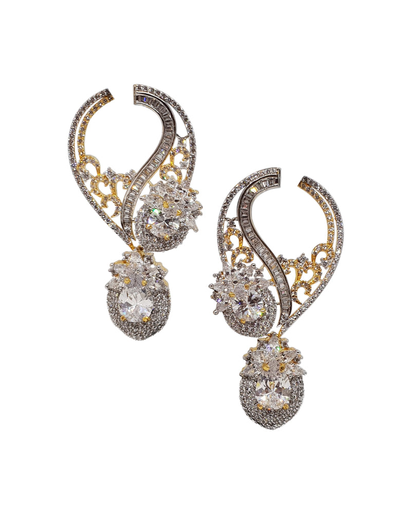 Ethnic Paisley Earrings