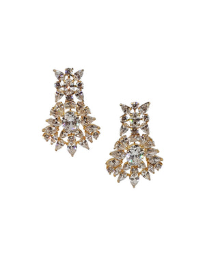 Crystal Fairy Drop Earrings