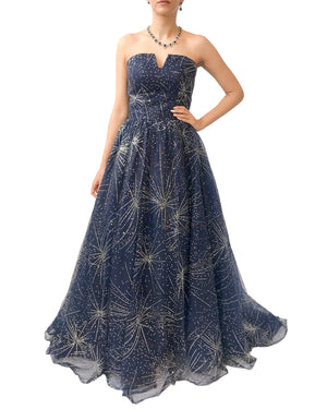 Starry Night Ball Gown