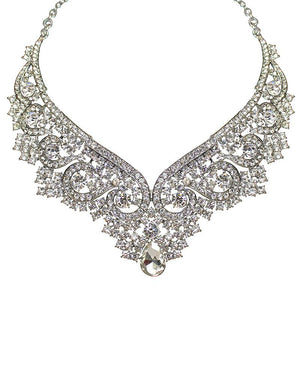 Tatiana Bib Necklace by Max Mara - Rent or Buy It at Covetella