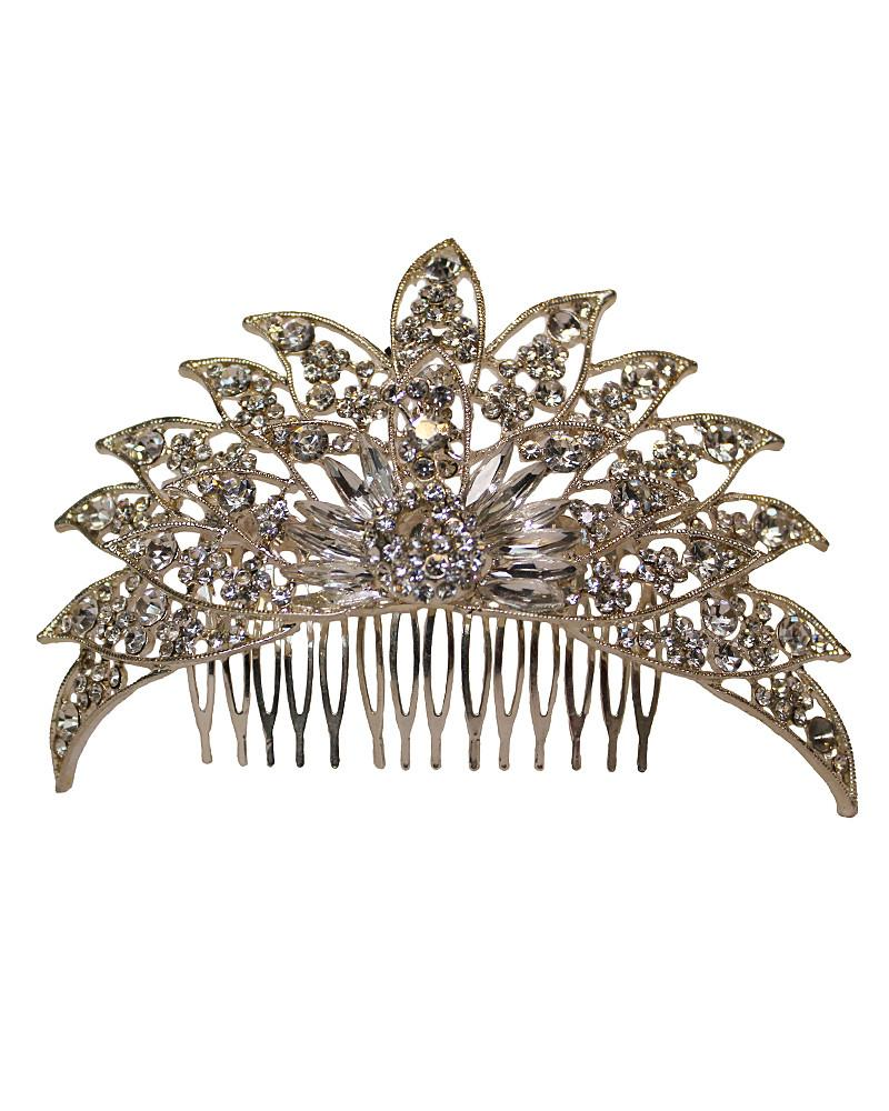 Silver Head Piece by Jolie - Rent or Buy It at Covetella