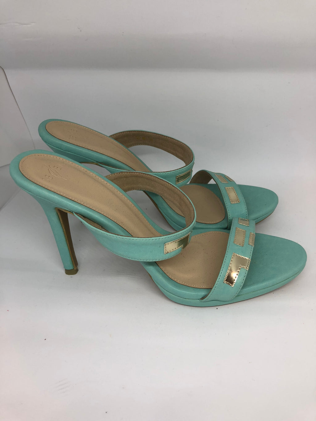 Tosca Two Strap Heels