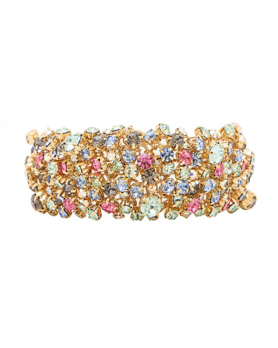 Sleeping Beauty Bracelet (Multi/Gold)