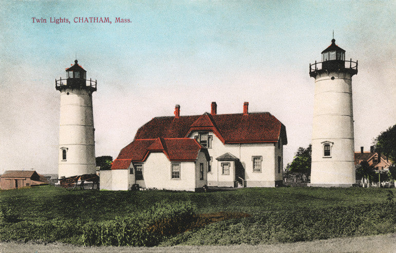 The Top Five Lighthouses of Cape Cod