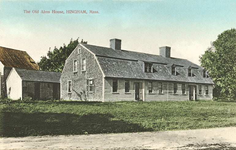 Hingham - The Old Alms House - That Fabled Shore Home Decor