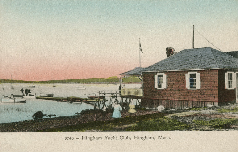 Hingham - Yacht Club - That Fabled Shore Home Decor